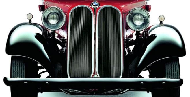 BMW CABRIO GRILL