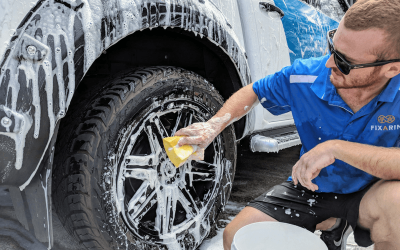7 Rules To Follow When Cleaning Your Alloy Wheels