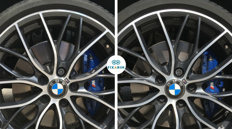 before and after bmw