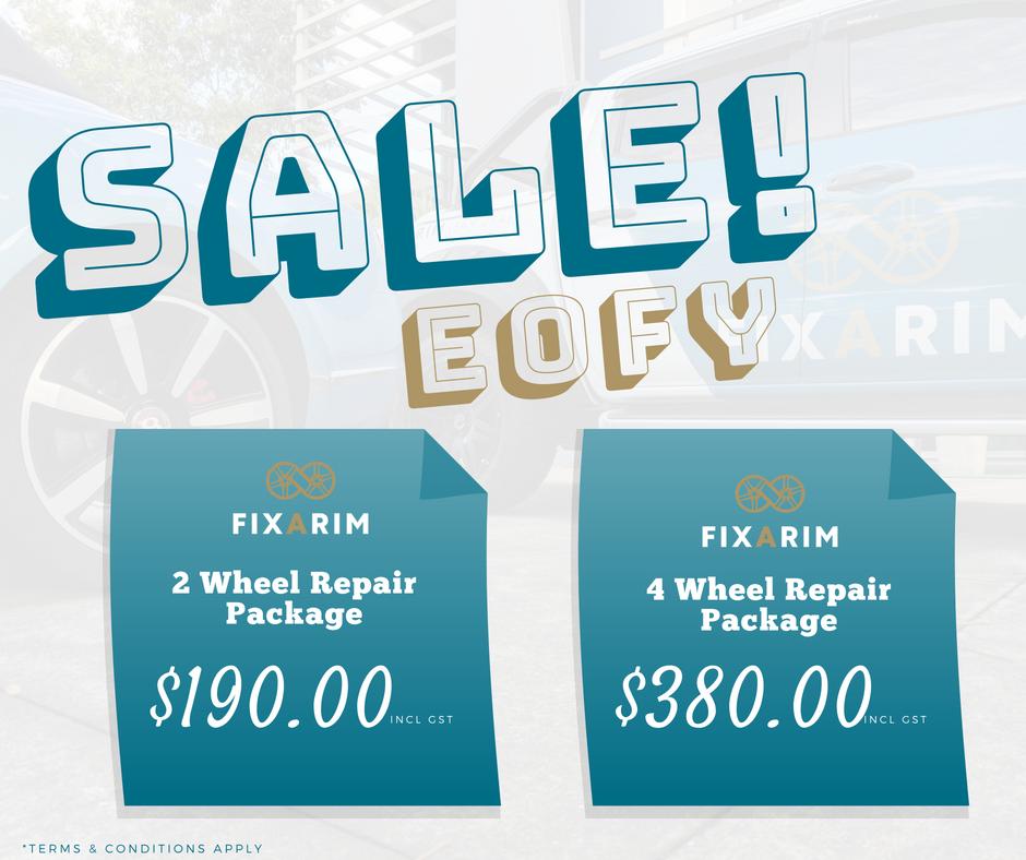 EOFY sale pricing